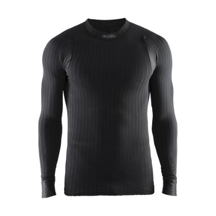 This lightweight base layer keeps you toasty warm in down to 45 degrees.